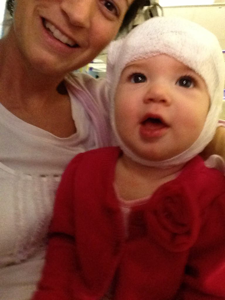 continuous EEG on baby